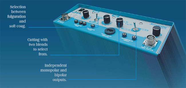 Electrosurgical Generator - VIP ESU